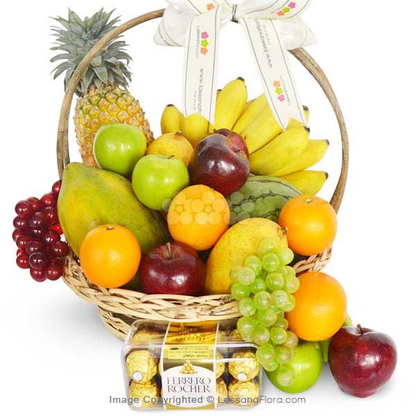 FRUIT HEAVEN - Fruit Basket - in Sri Lanka
