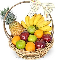 FRUIT LOVERS - Fruit Basket - in Sri Lanka