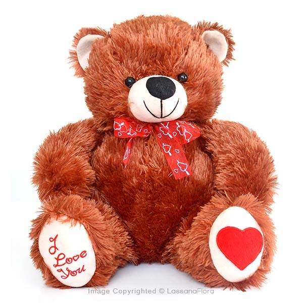I LOVE YOU BEARY MUCH - Soft Toys - in Sri Lanka