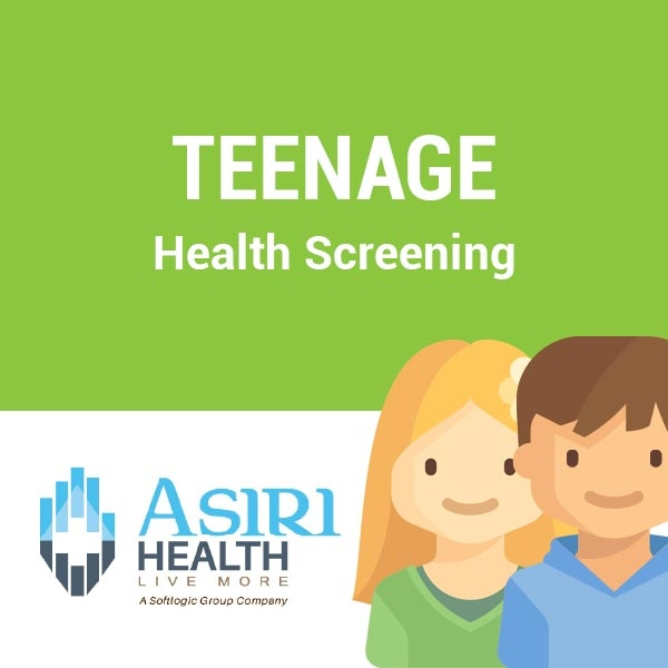 TEENAGE HEALTH SCREENING PACKAGE - Health - in Sri Lanka