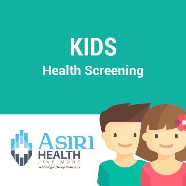 KIDS HEALTH SCREENING PACKAGE - Health - in Sri Lanka