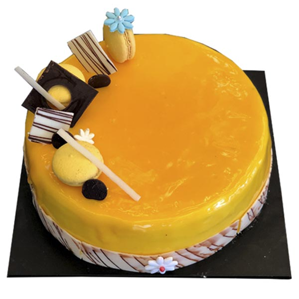 KCC Mango Cheese Cake 1Kg - Kandy City Center - in Sri Lanka