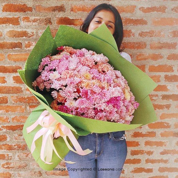 HELLO GORGEOUS - Exotic Chrysanthemums - in Sri Lanka