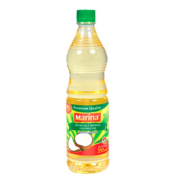 MARINA PHYSICALLY REFINED  COCONUT OIL 350ML - Grocery - in Sri Lanka