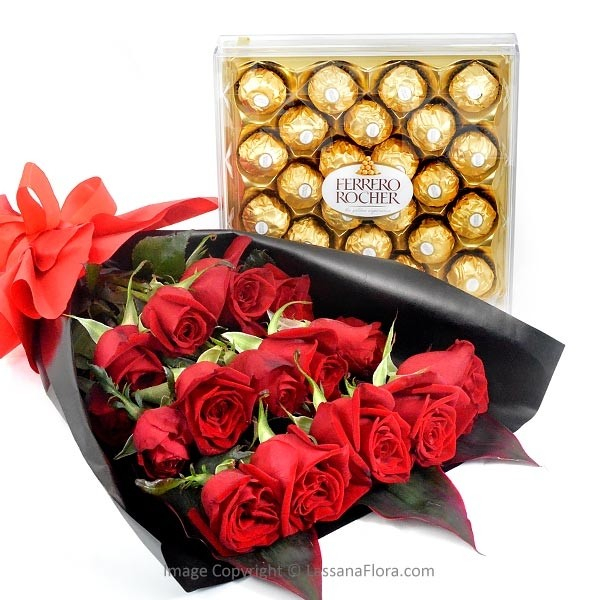 Love is Romantic - Assorted Gift Packs - in Sri Lanka
