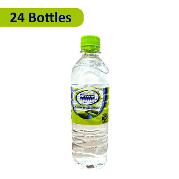 ORZONE MINERAL WATER 500 MLX - 24 PACK - Grocery - in Sri Lanka