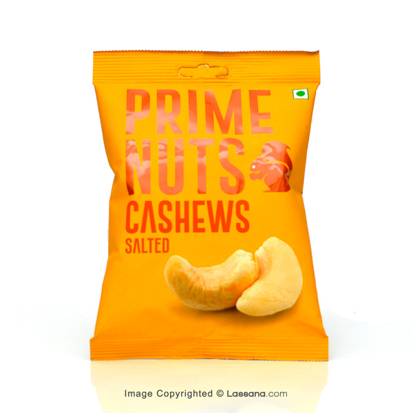 PRIME NUTS SALTED CASHEW 100G - Snacks & Confectionery - in Sri Lanka