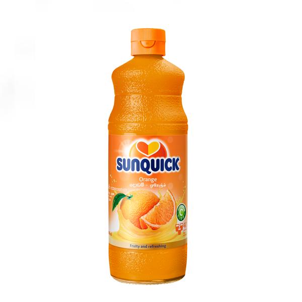 SUNQUICK ORANGE 840ML - Beverages - in Sri Lanka