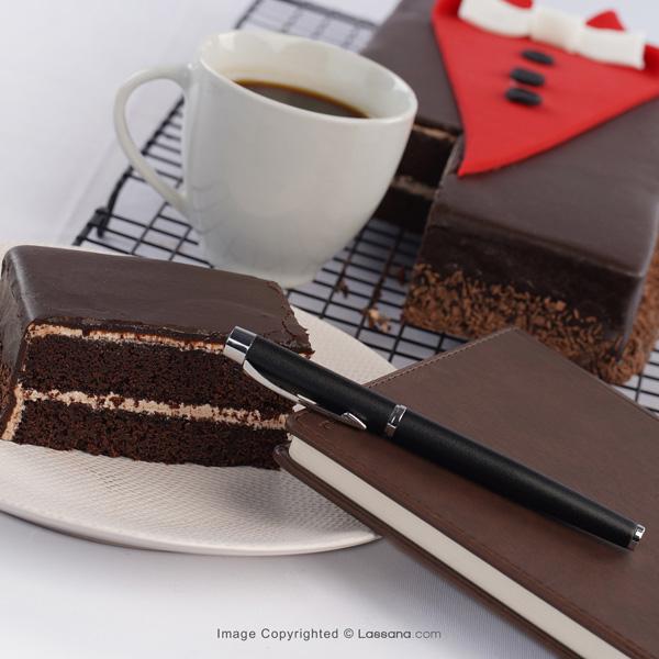SHIRT CAKE CHOCOLATE 1.5Kg (3.3 lbs) - Lassana Cakes - in Sri Lanka