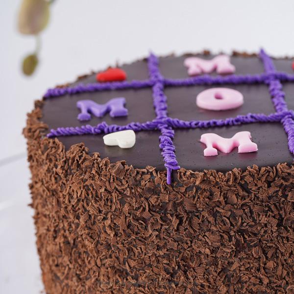 TO MY SWEET MUM CAKE  -  500g (1.1 lbs) - Lassana Cakes - in Sri Lanka