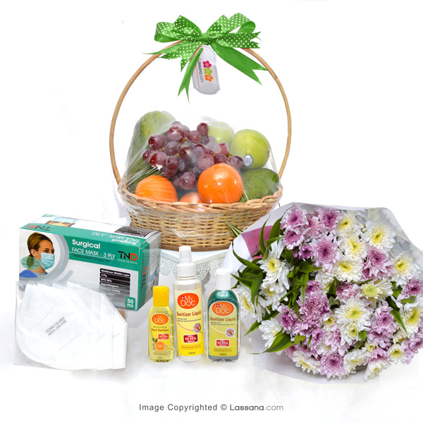 HEALTH, SAFETY, AND HAPPINESS PACK. - Personal Care - in Sri Lanka