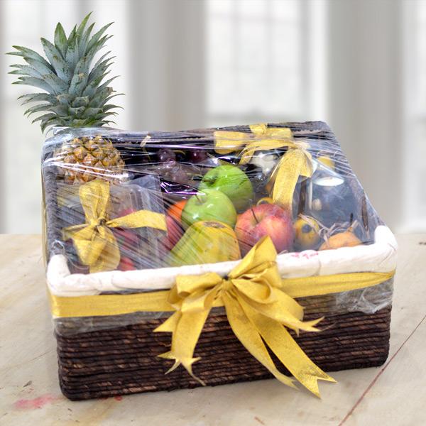 ELEGANCE TO SPARE FRUIT BASKET - Fruit Baskets - in Sri Lanka