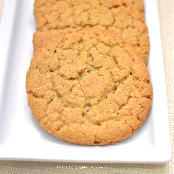 PEANUT BUTTER COOKIE (4 COOKIES) - Chocolates & Cookies - in Sri Lanka