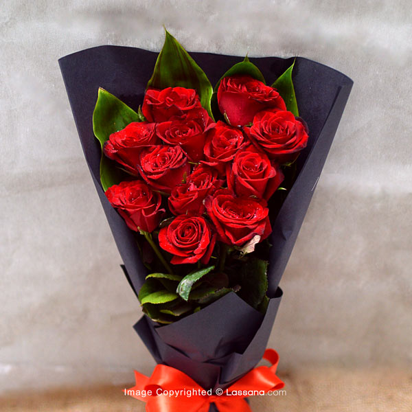 RED ROSE HAPPINESS - Love & Romance - in Sri Lanka