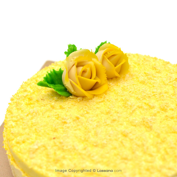 HILTON RIBBON CAKE BUTTER ICING COVERED - - Hilton - in Sri Lanka