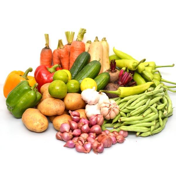 THE VEGETABLE PACK - Vegetables & Fruits - in Sri Lanka