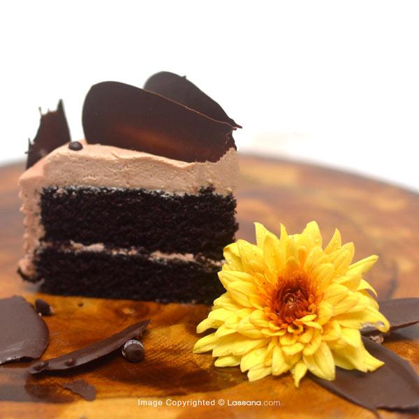 CHOCO PETAL-1KG (2.2 lbs) (With Flower Bunch) - Lassana Cakes - in Sri Lanka
