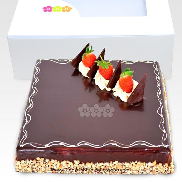 CHOCOLATE FANTASY CAKE 1.25Kg (2.7 lbs) - Lassana Cakes - in Sri Lanka