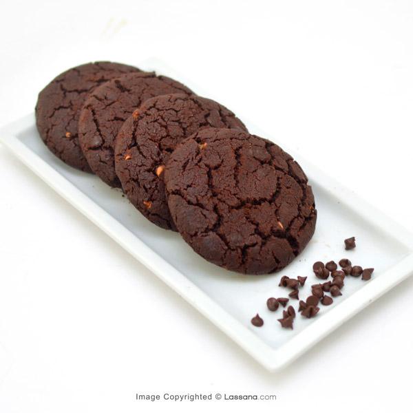 DOUBLE CHOCOLATE CHIP COOKIE (4 COOKIES) - Chocolates & Cookies - in Sri Lanka