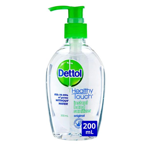 Dettol Hand Sanitiser Gel  - 200 ml - Personal Care - in Sri Lanka