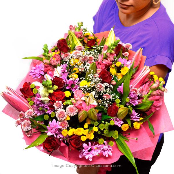 FLORAL FANTASY - Love & Romance - in Sri Lanka