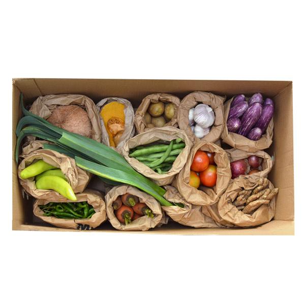 FARMER'S CHOICE BOX - Vegetables & Fruits - in Sri Lanka
