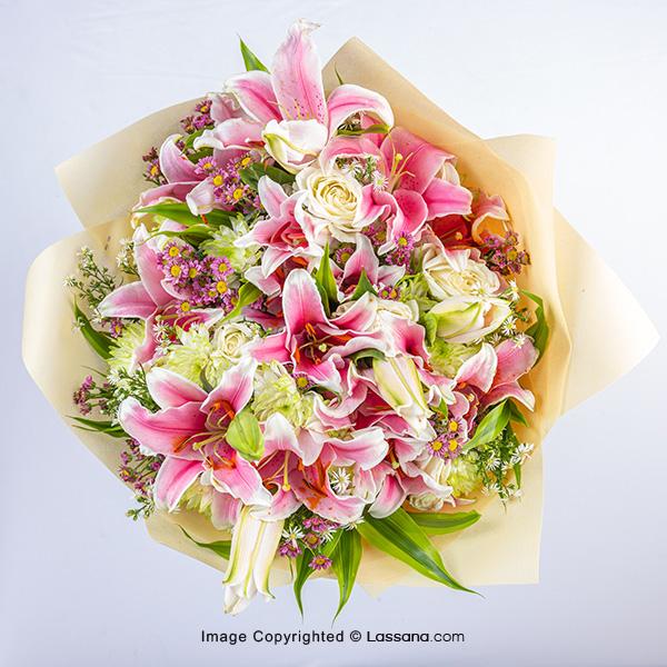 FLORAL BLISS - Lovely Lilies - in Sri Lanka