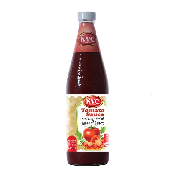 KVC TOMATO SAUCE  - 740ML - Grocery - in Sri Lanka