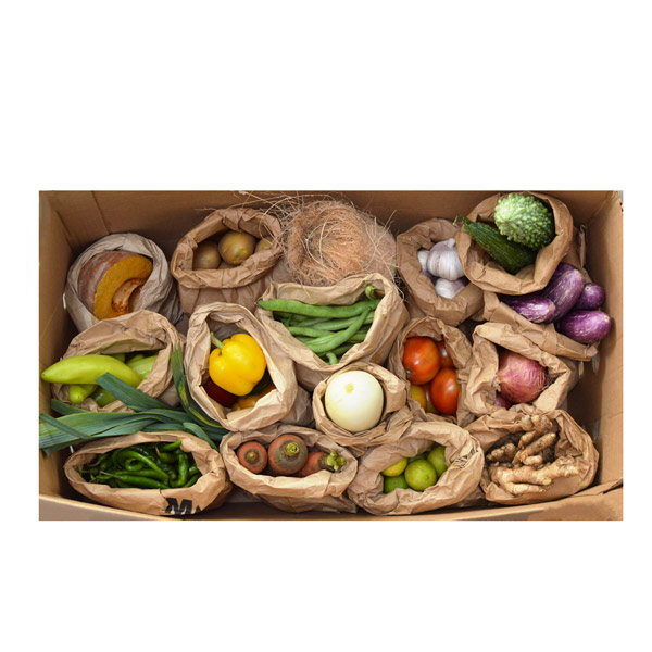 VEGGIE VARIETY HAMPER - Vegetables & Fruits - in Sri Lanka