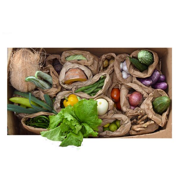 FARMER'S CHOICE HAMPER - Vegetables & Fruits - in Sri Lanka