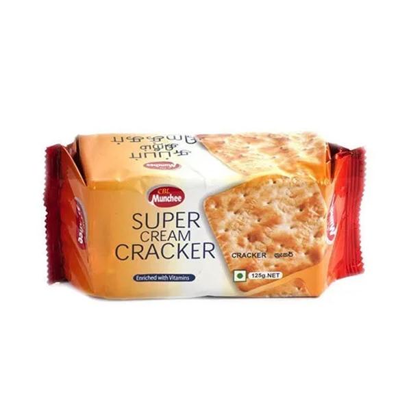 SUPER CREAM CRACKER - 125G - Snacks & Confectionery - in Sri Lanka
