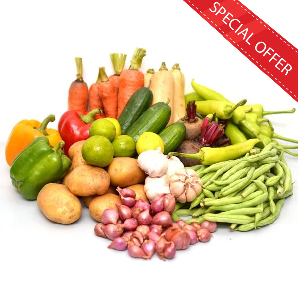 THE VEGETABLE PACK - Vegetables & Fruits - in Sri Lanka