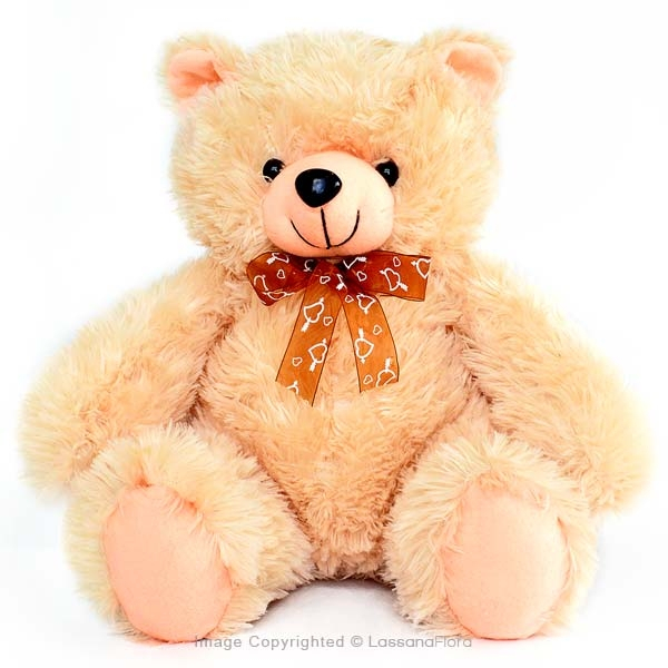 "BROWN TEDDY BEAR 12"" - Soft Toys - in Sri Lanka"