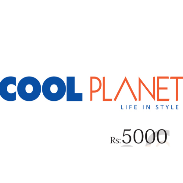 COOL PLANET GIFT VOUCHER RS.5000.00 - Clothing & Fashion - in Sri Lanka