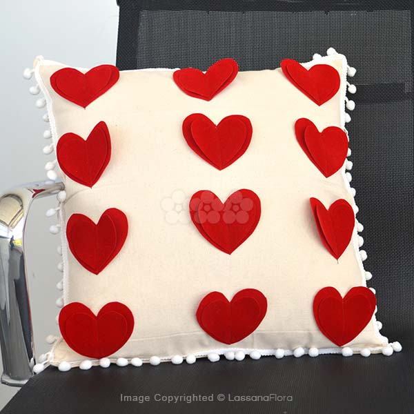 LOVE Cushions - 2 - Cushions & Pillows - in Sri Lanka