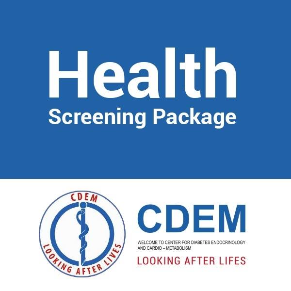 HEALTH SCREENING PACKAGE - CDEM HOSPITAL - Health - in Sri Lanka