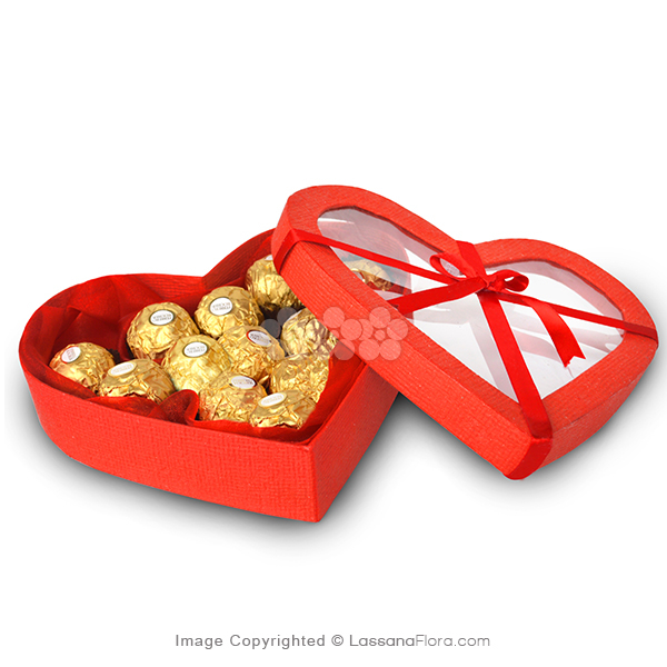 FERRERO HEART BOX - Gift Packs - in Sri Lanka