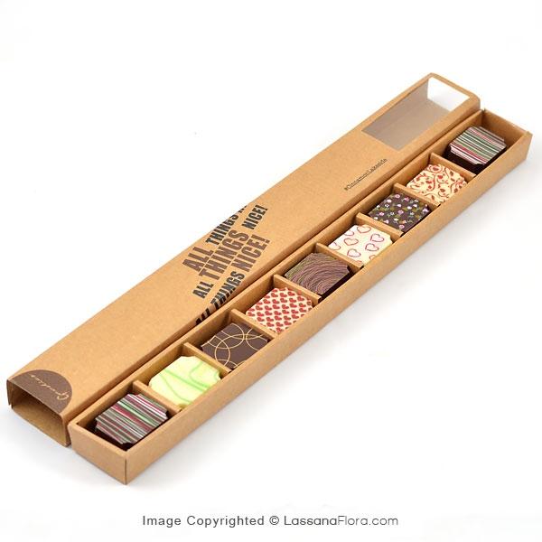 GOODIES 9 PCS CHOCOLATE BOX (CINNAMON LAKESIDE) - Gift Packs - in Sri Lanka