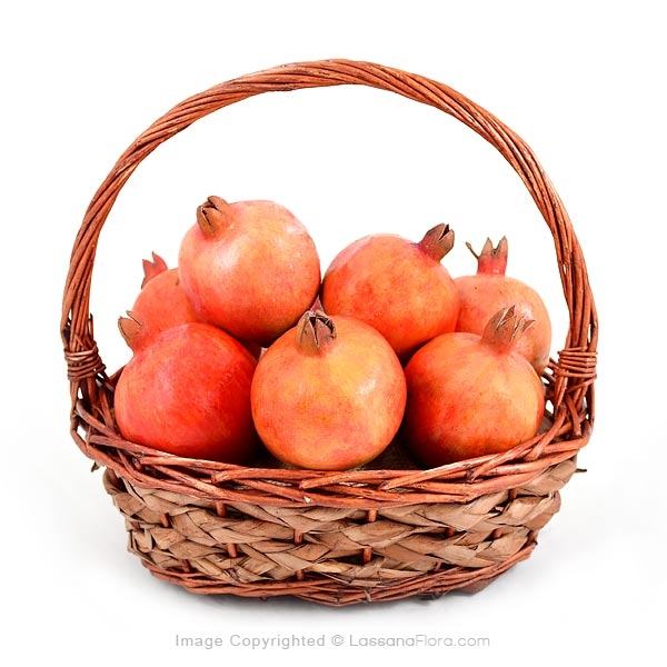 POMERGRANATE BASKET - Fruit Basket - in Sri Lanka