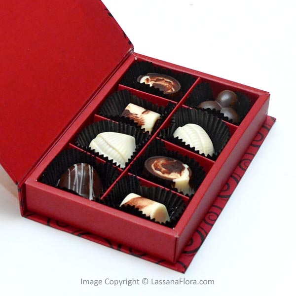 GALADARI CHOCOLATE BOX (S)-8 PCS - Gift Packs - in Sri Lanka
