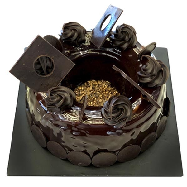 KCC Chocolate Truffle Cake 500g (1.1 lbs) - Kandy City Center - in Sri Lanka