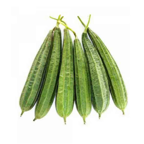 RIDGE GOURD (වැටකොළු) - 500g - Vegetables & Fruits - in Sri Lanka