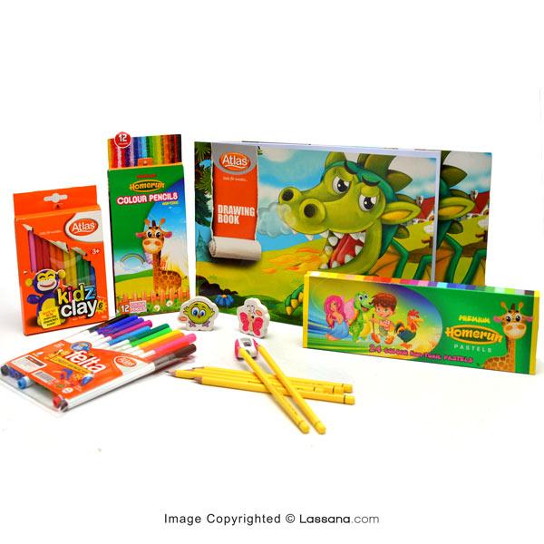 KIDS ART & CRAFT PACK - L - Assorted Gift Packs - in Sri Lanka
