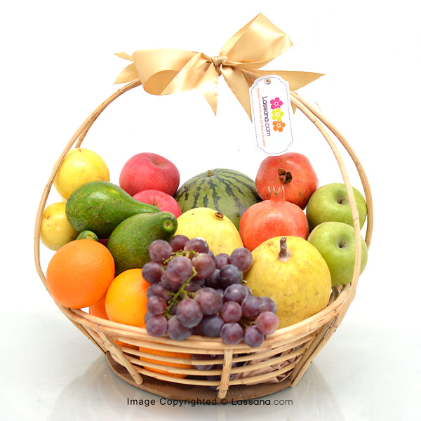 SIGNATURE FAVORITES - Fruit Baskets - in Sri Lanka