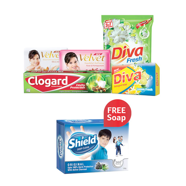 FAMILY CARE PACK 01 - Personal Care - in Sri Lanka