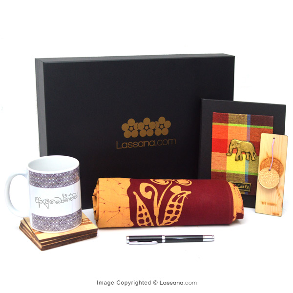 CHARMING TREASURES - 01 - Assorted Gift Packs - in Sri Lanka