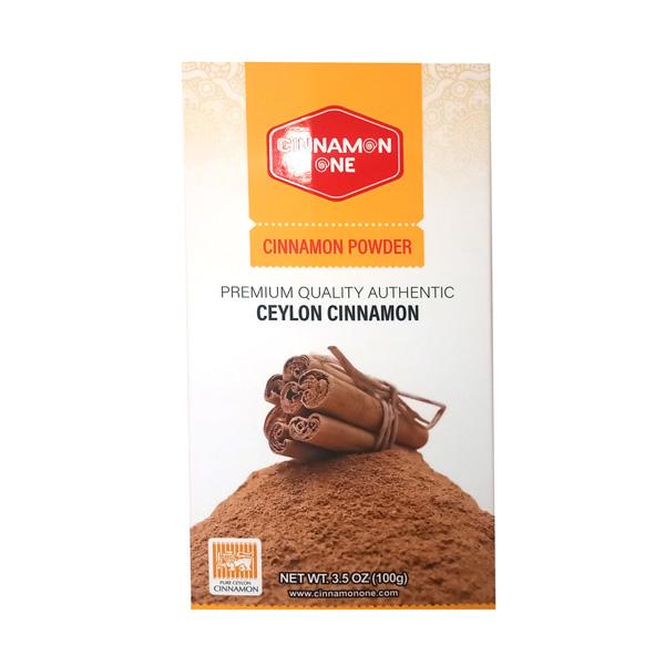 CINNAMON POWDER 100G - CONVENTIONAL 100G - Beverages - in Sri Lanka