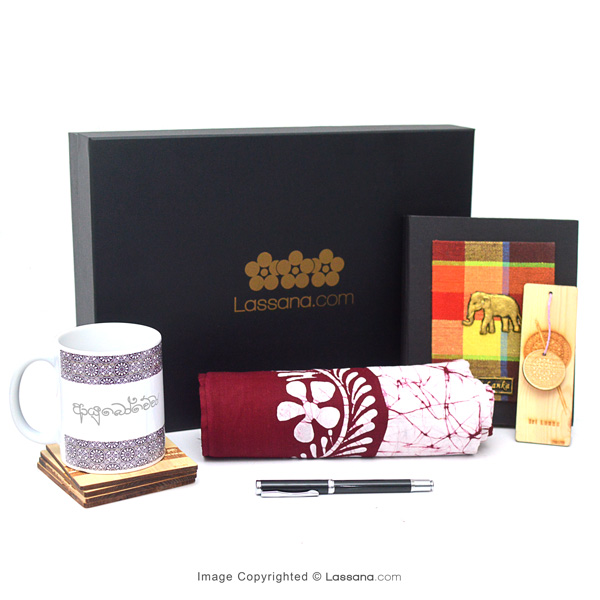 CHARMING TREASURES - 02 - Assorted Gift Packs - in Sri Lanka