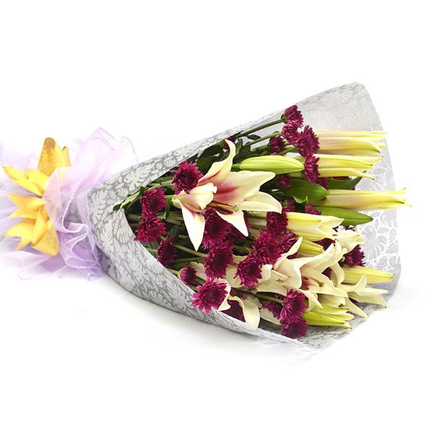 SWEET SURPRISES - Lovely Lilies - in Sri Lanka
