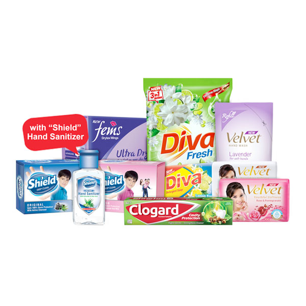 FAMILY CARE PACK 02 - Personal Care - in Sri Lanka